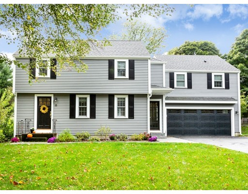 18 Rolling Lane, Needham, MA