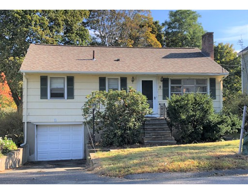 8 Clyde Terrace, Arlington, MA