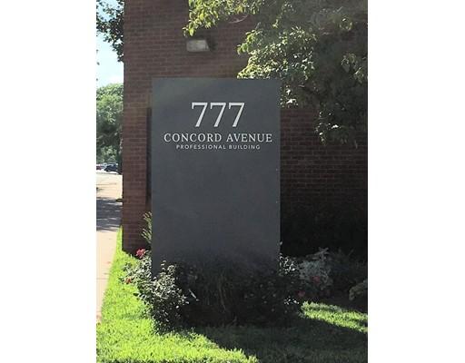 777 Concord Avenue Cambridge MA 02138