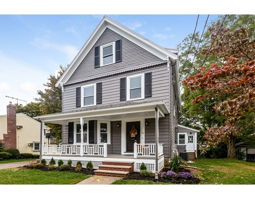 25 Curran Avenue, Norwood, MA