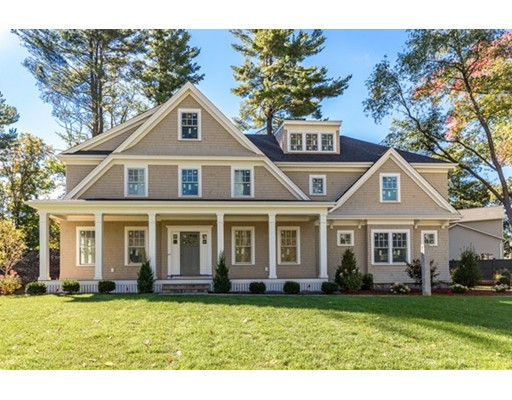 1 Winding Road, Lexington, MA