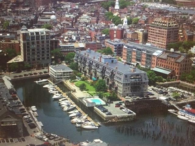 28 Atlantic Avenue, Boston, MA, 02110, Waterfront Home For Sale