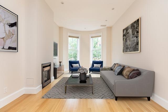41 Rutland Sq, Boston, MA, 02118, South End Home For Sale