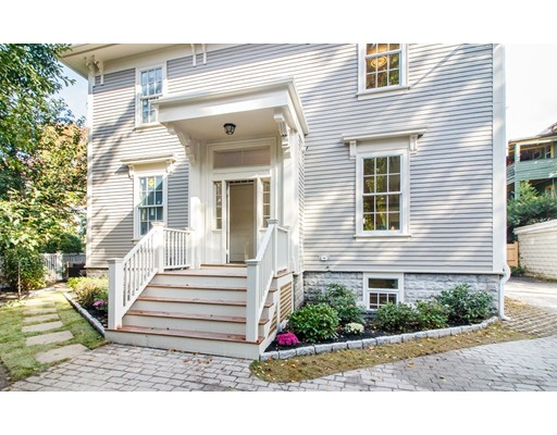 98 Trowbridge Street, Cambridge, MA 02138