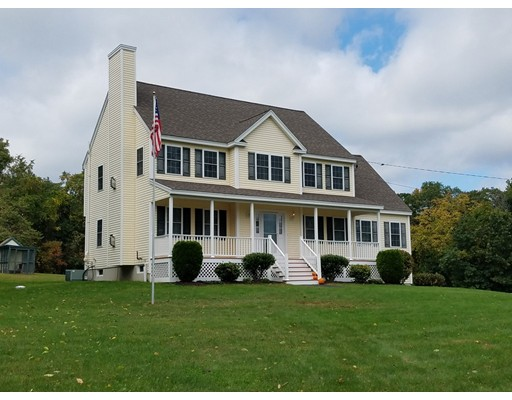 227 South Row Road, Townsend, MA