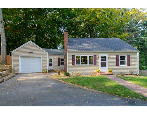 352 Old Connecticut Path, Wayland, MA