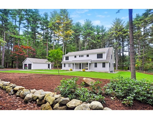 136 Holden Wood Road, Concord, MA