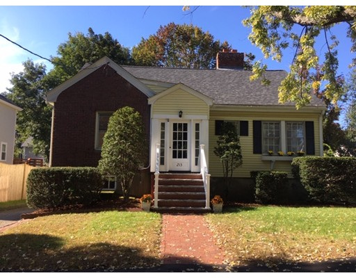 213 Waverly Street, Arlington, MA
