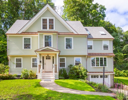 54 Grant Street, Lexington, MA