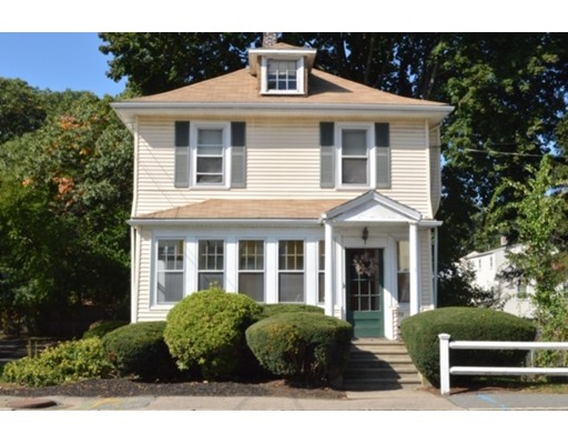 This home has been lovingly lived in by the same owner for almost 30 years which is transparent when walking through it.  This colonial is waiting for the next family to move in and retire in it also.  The home boasts hardwood flooring throughout, huge yard for your many entertaining ventures, plenty of off street parking, enclosed porches, vinyl exterior for low maintenance, finished basement, close to highway access, private schools, public schools, the very well known Dedham square, newly built Legacy Place for all your shopping needs including Whole Foods, entertainment and dining adventures. Call today for your private showing.