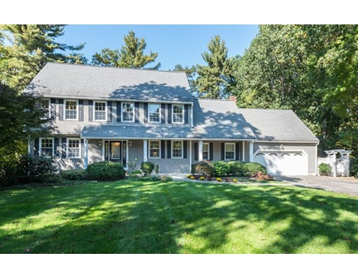12 Belle Haven Drive, Andover, MA