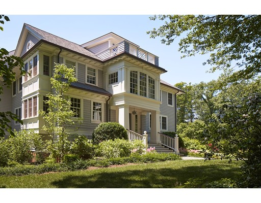210 Meadowbrook Road, Weston, MA