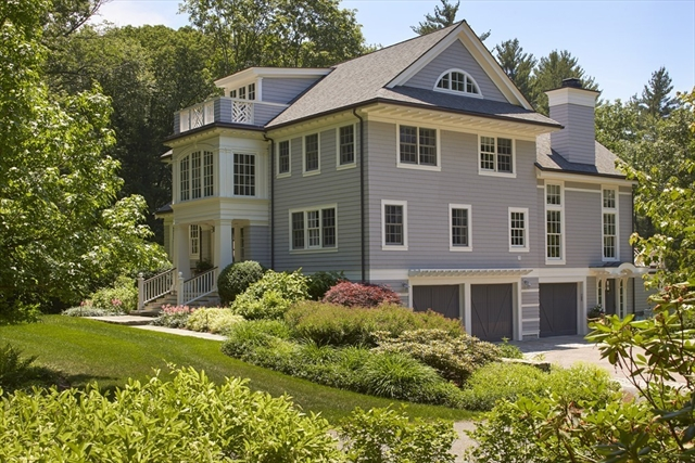 210 Meadowbrook Rd, Weston, MA, 02493,  Home For Sale
