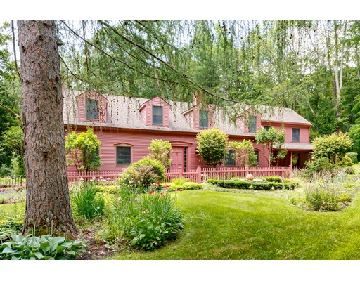 36+46 Ragged Hill Road, West Brookfield, MA
