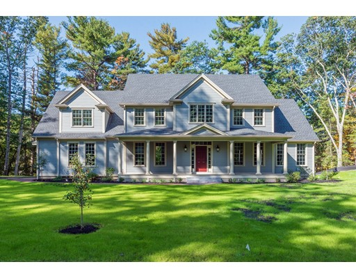 28 Hickory Hill Road, Wayland, MA