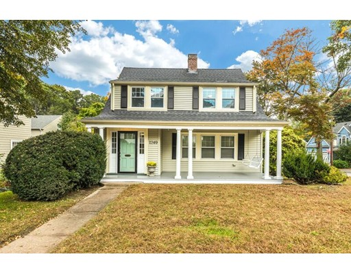 1249 Great Plain Avenue, Needham, MA