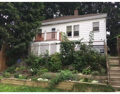 14 Bennett Place, Medford, MA