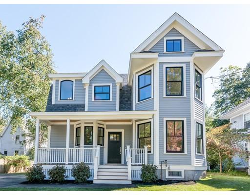 10 Oak Terrace, Newton, MA