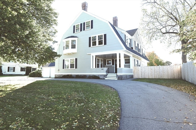 245 Andover St, Lowell, MA, 01852, Middlesex Home For Sale