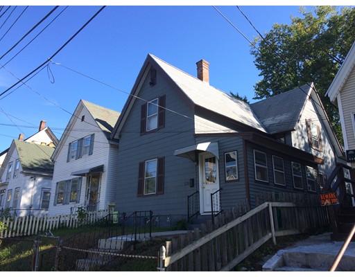528 Gorham Street, Lowell, MA