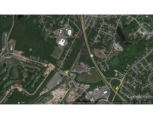 16 Copper Beech Dr./Marion Dr., Kingston, MA 02364