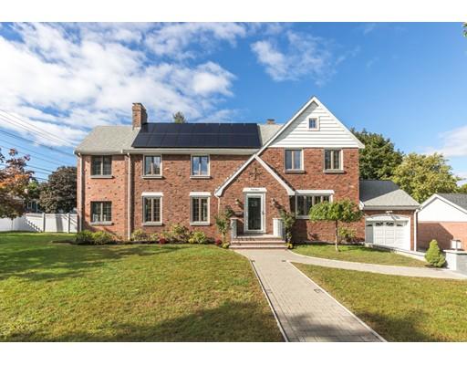 43 Foxcroft Road, Winchester, MA