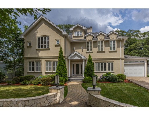 6 Intervale Road, Brookline, MA