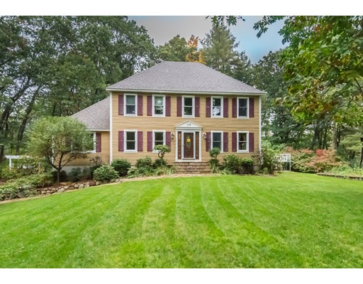 119 Rattlesnake Hill Road, Andover, MA
