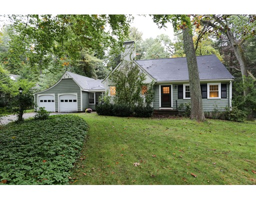 21 Rice Spring Lane, Wayland, MA