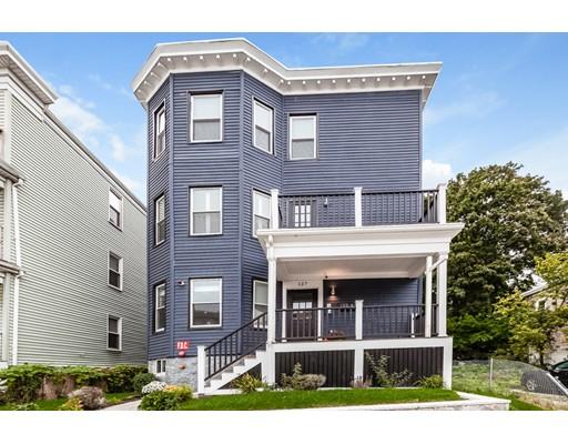 127 Pleasant Street, Boston, MA 02125