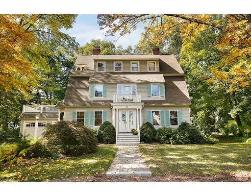 22 Cushing Road, Wellesley, MA