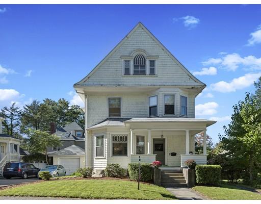 21 Fairview Street, Newton, MA