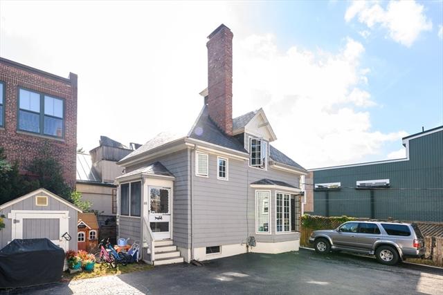4 Day Street, Cambridge, MA, 02138, North Cambridge Home For Sale