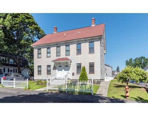 24 Cleveland Street, North Andover, MA 01845