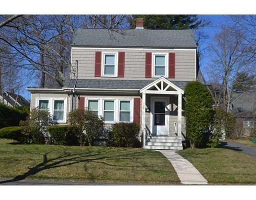 139 MELROSE Avenue, Needham, Ma 02492