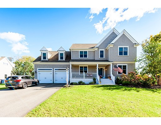 2 Blanchard Farm Lane, Scituate, MA