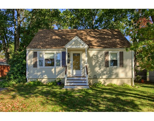 82 Campbell Drive, Lowell, MA
