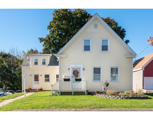 43 Franklin Street, Whitman, MA 02382