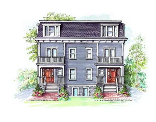 29 Gorham Avenue, Unit 29, Brookline, MA 02446