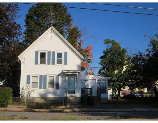 83 Eustis Avenue, Lowell, MA