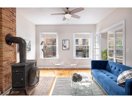 43 Irving Street, Boston, MA 02114