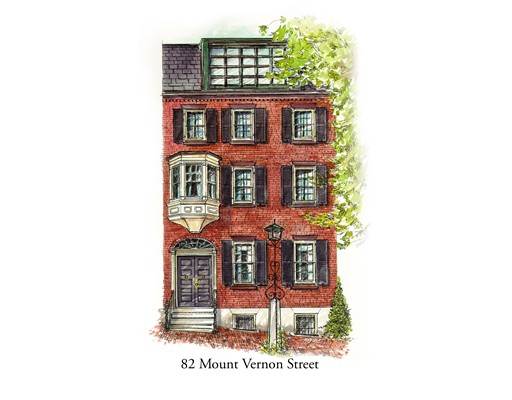 82 Mount Vernon Street, Boston, MA 02108