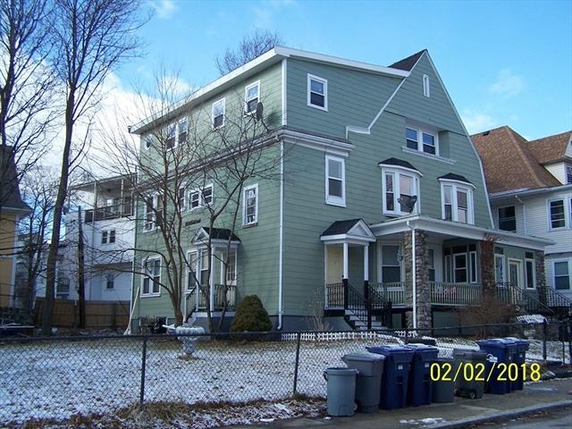 52 Bicknell St, Boston, MA, 02121, Dorchester Home For Sale