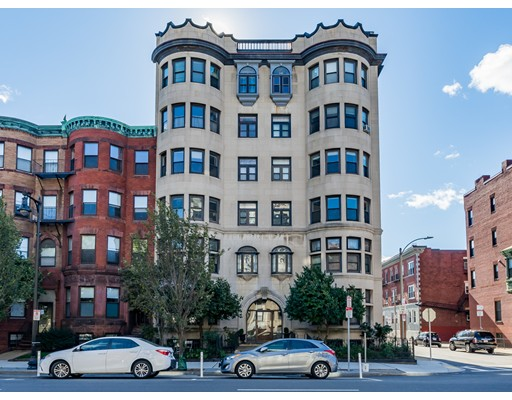 857 Beacon, Boston, Ma 02215