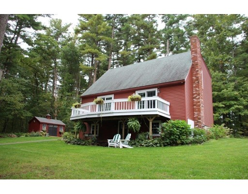 66 Lakeshore Drive, Spencer, MA