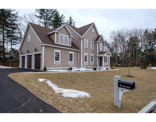 4 Lewis Lot 1, Middleton, MA
