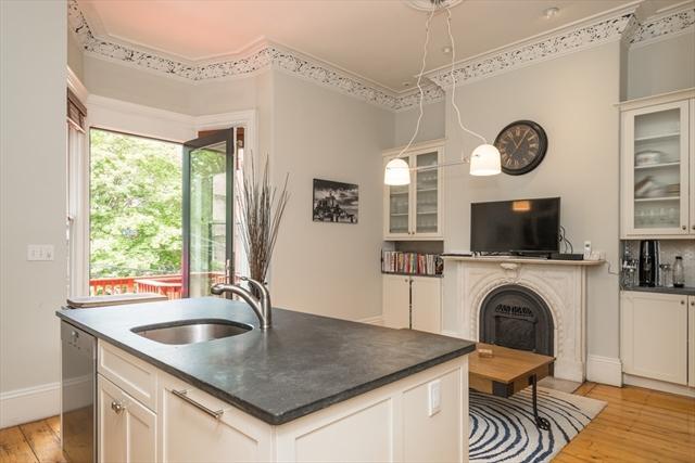 32 Concord Square, Boston, MA, 02118, South End Home For Sale