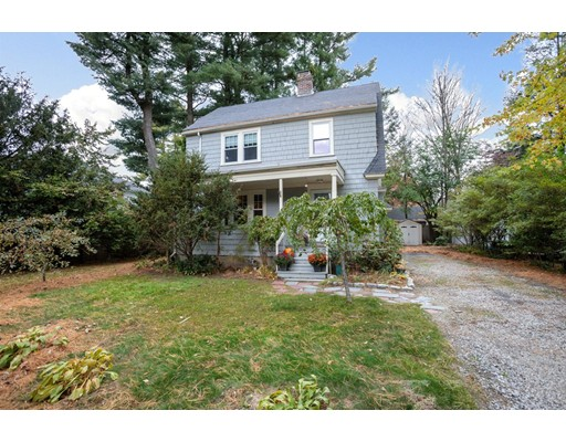 21 Durant Road, Wellesley, MA