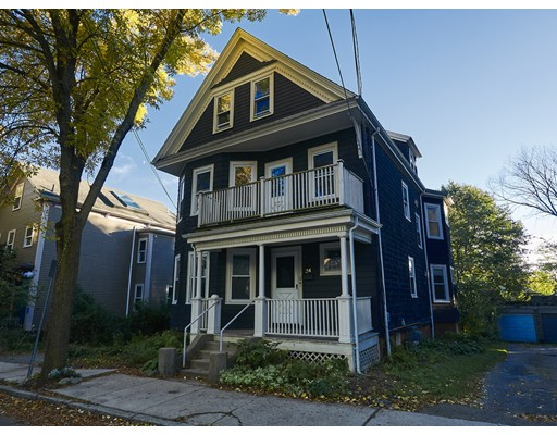 34 Oxford Street, Somerville, MA 02143