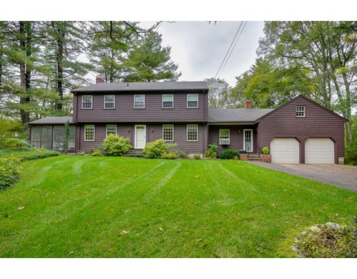 16 Old Orchard Road, Sherborn, MA